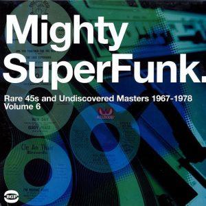 Mighty Super Funk Volume 6 2LP