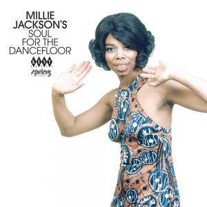 Millie Jackson - Soul For The Dancefloor CD