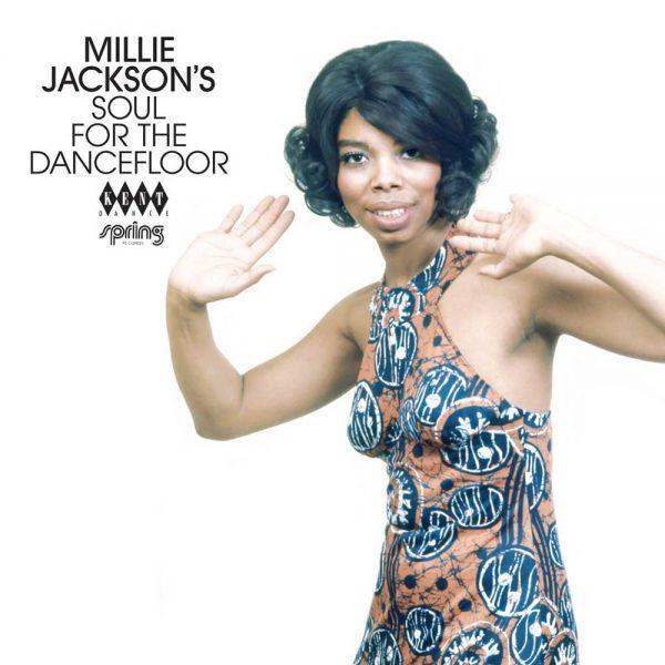 Millie Jackson - Soul For The Dancefloor CD (Kent)