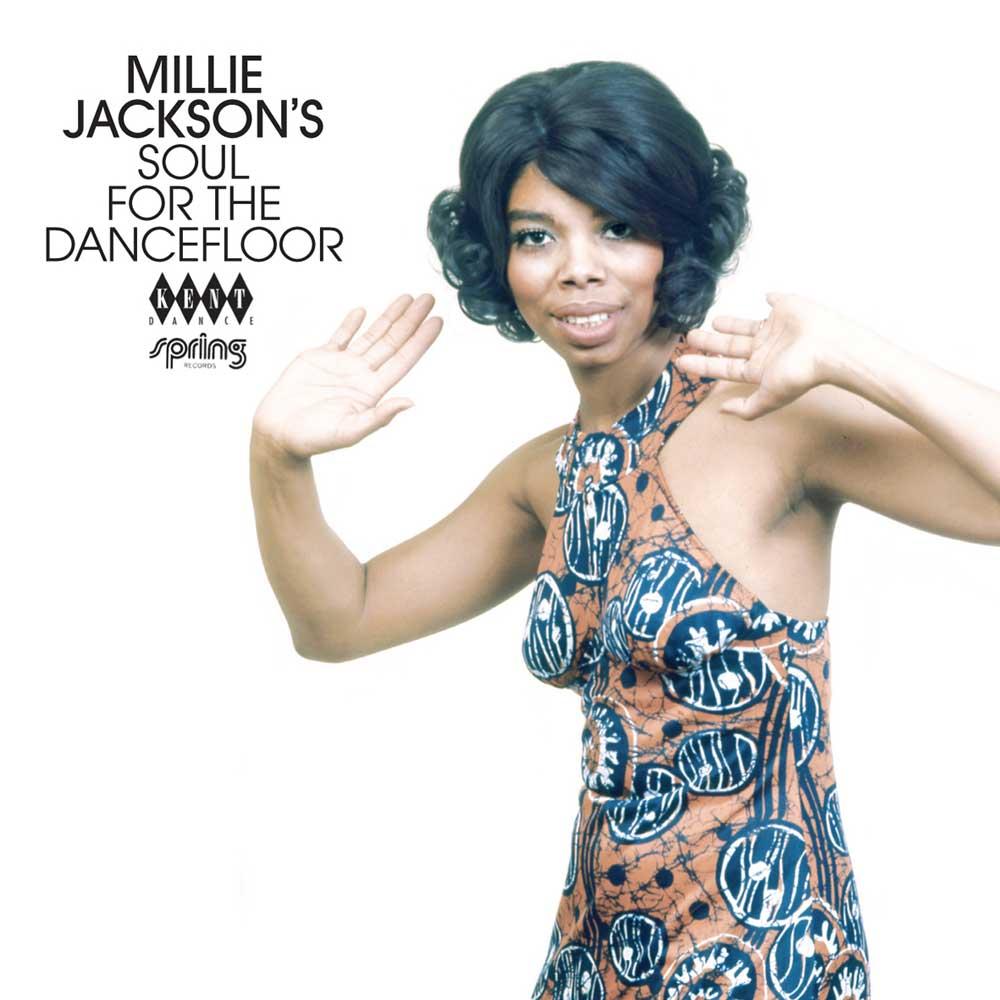 Millie Jackson – Soul For The Dancefloor CD (Kent)
