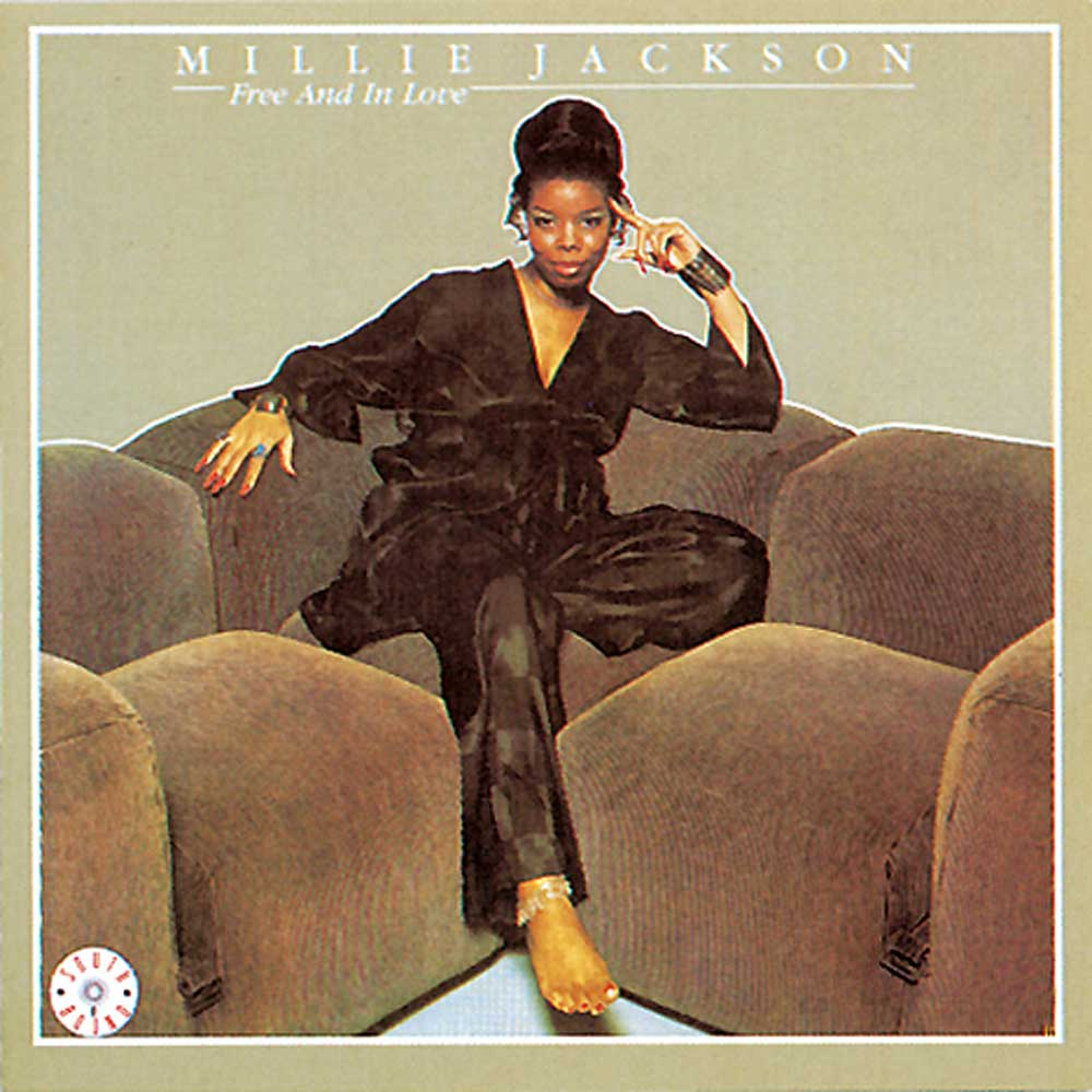 Millie Jackson – Free And In Love CD