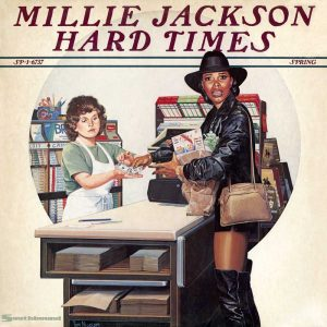 Millie Jackson - Hard Times CD (Southbound)