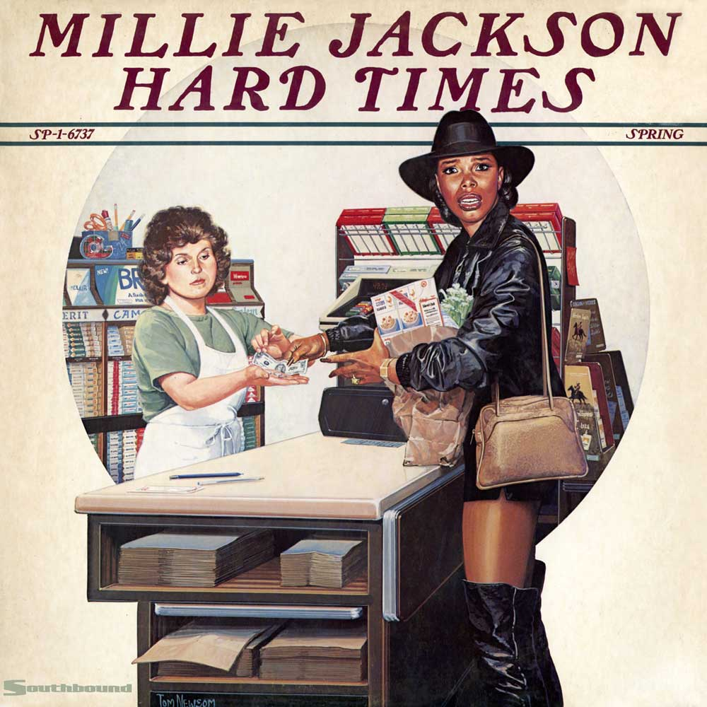 Millie Jackson – Hard Times CD (Southbound)