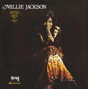 Millie Jackson - Millie Jackson CD (Southbound)