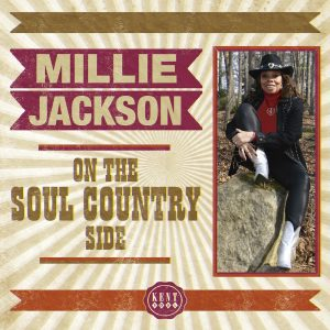 Millie Jackson - On The Soul Country Side CD