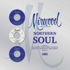 Mirwood Northern Soul - Various Artists LP Vinyl (Kent)