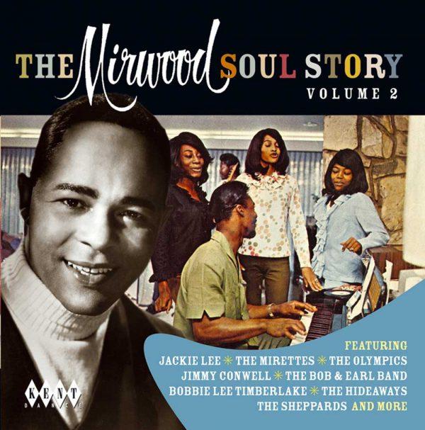 The Mirwood Soul Story Volume 2 CD