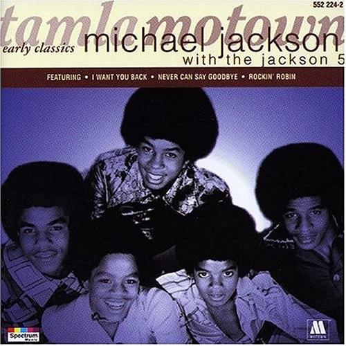 Michael Jackson & The Jackson 5 - Tamla Motown Early Classics CD