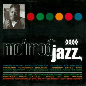 Mo' Mod Jazz - Various Artists CD (Kent)