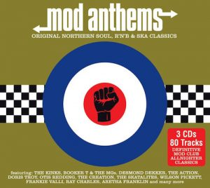 Mod Anthems - Various Artists 3X CD Set (Rhino)