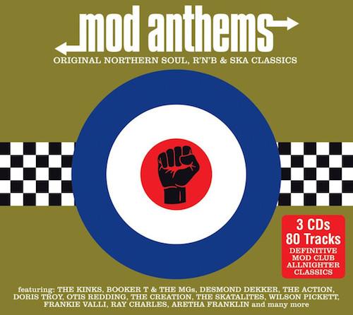 Mod Anthems - Various Artists 3X CD Set (Rhino)