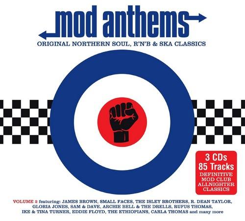 Mod Anthems Volume 2 - Various Artists 3X CD Set (Rhino)
