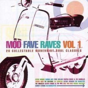 Mod Fave Raves Volume 1 CD-0