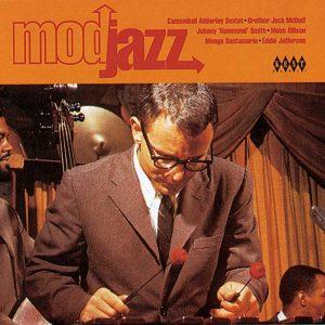 Mod Jazz CD