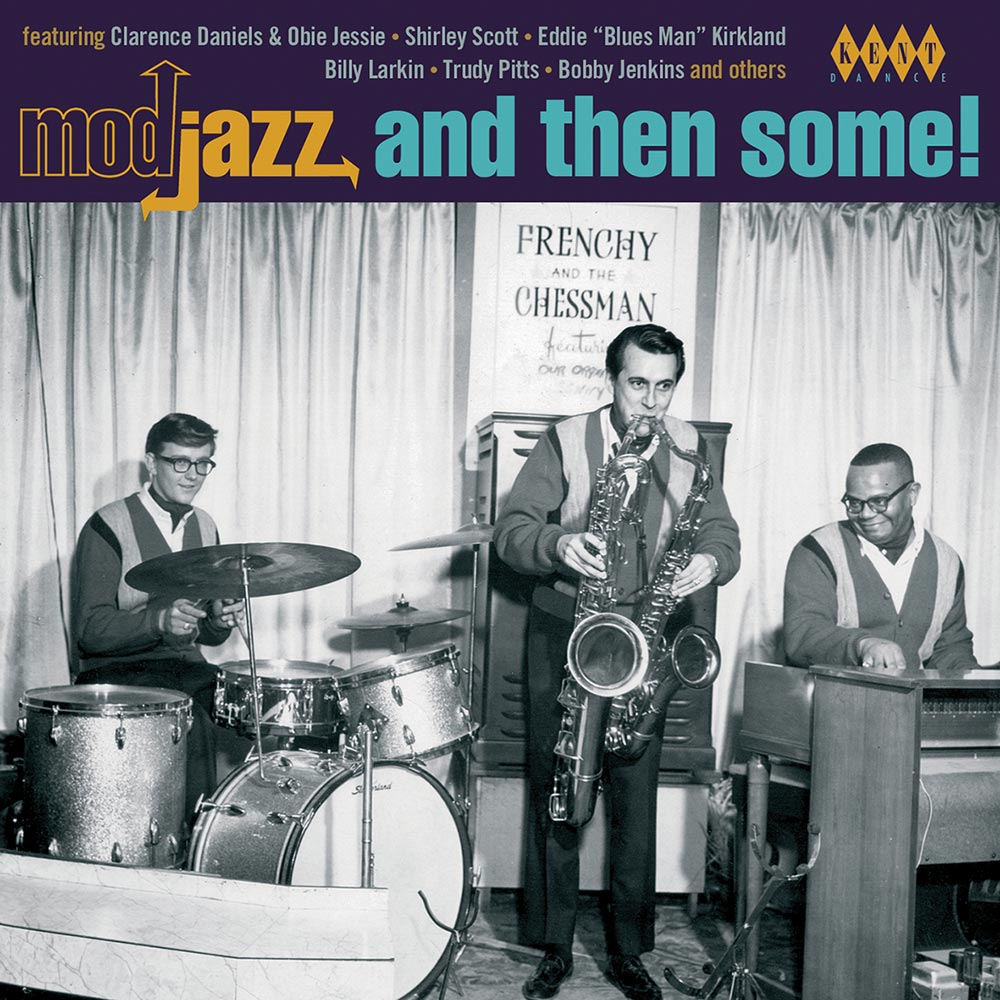 Mod Jazz And Then Some! CD