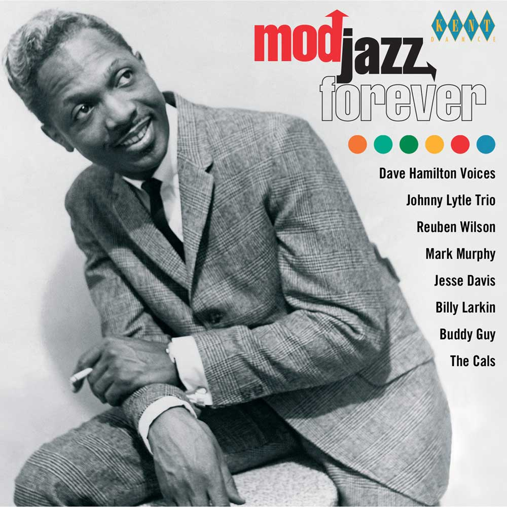 Mod Jazz Forever – Various Artists CD (Kent)