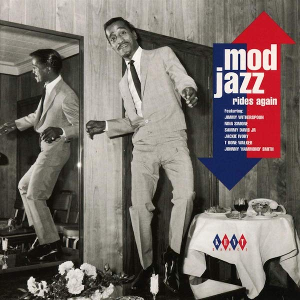 Mod Jazz Rides Again - Various Artists CD (Kent)
