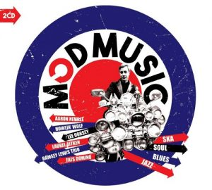 Mod Music - Ska, Soul, Blues & Jazz 2CD