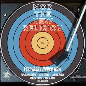 Mod The New Religion - Various Artists CD (Outta Sight)