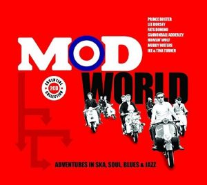 Mod World - Adventures In Ska, Soul, Blues & Jazz 2CD