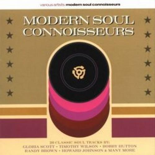 MODERN SOUL CONNOISSEURS CD-0