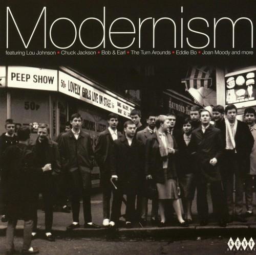 Modernism - Various Artists CD (Kent)
