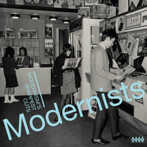 Modernists - Modernism's Sharpest Cuts LP