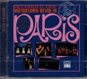 Motortown Revue Live In Paris 2x CD