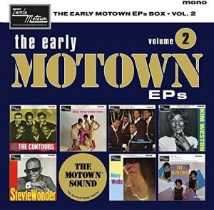"The Early Motown EPs Volume 2 7x7"" Vinyl Box Set"