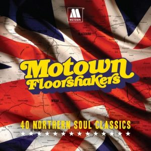 Motown Floorshakers - 40 Northern Soul Classics - Various Artists 2x CD (Spectrum)