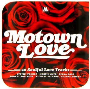 Motown Love 20 Soulful Love Tracks CD