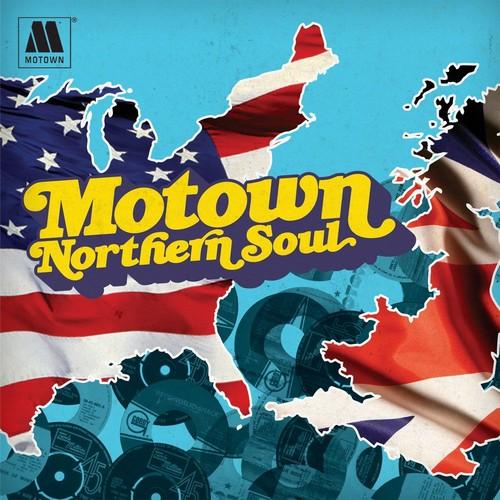 Motown Northern Soul - Various Artists CD (Spectrum)