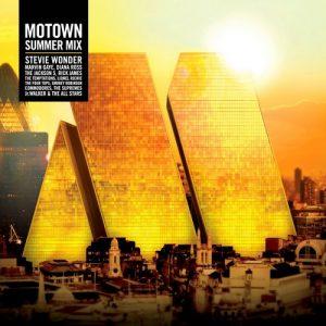 Motown Summer Mix 3X CD -0