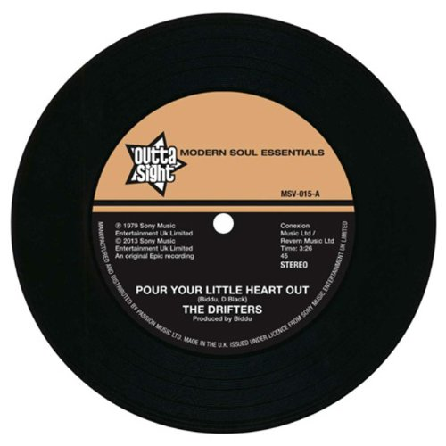 "Pour Your Little Heart Out / When Ya' Comin' Home 7""-0"