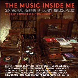 The Music Inside Me - 30 Soul Gems & Lost Grooves - Various Artists CD (Expansion)