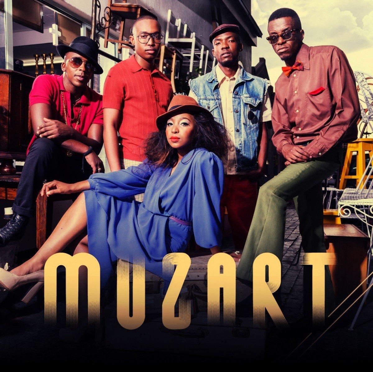 Muzart – Muzart CD