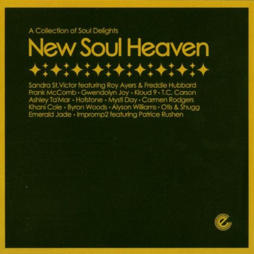 New Soul Heaven - A Collection Of Soul Delights - Various Artists CD (Expansion)