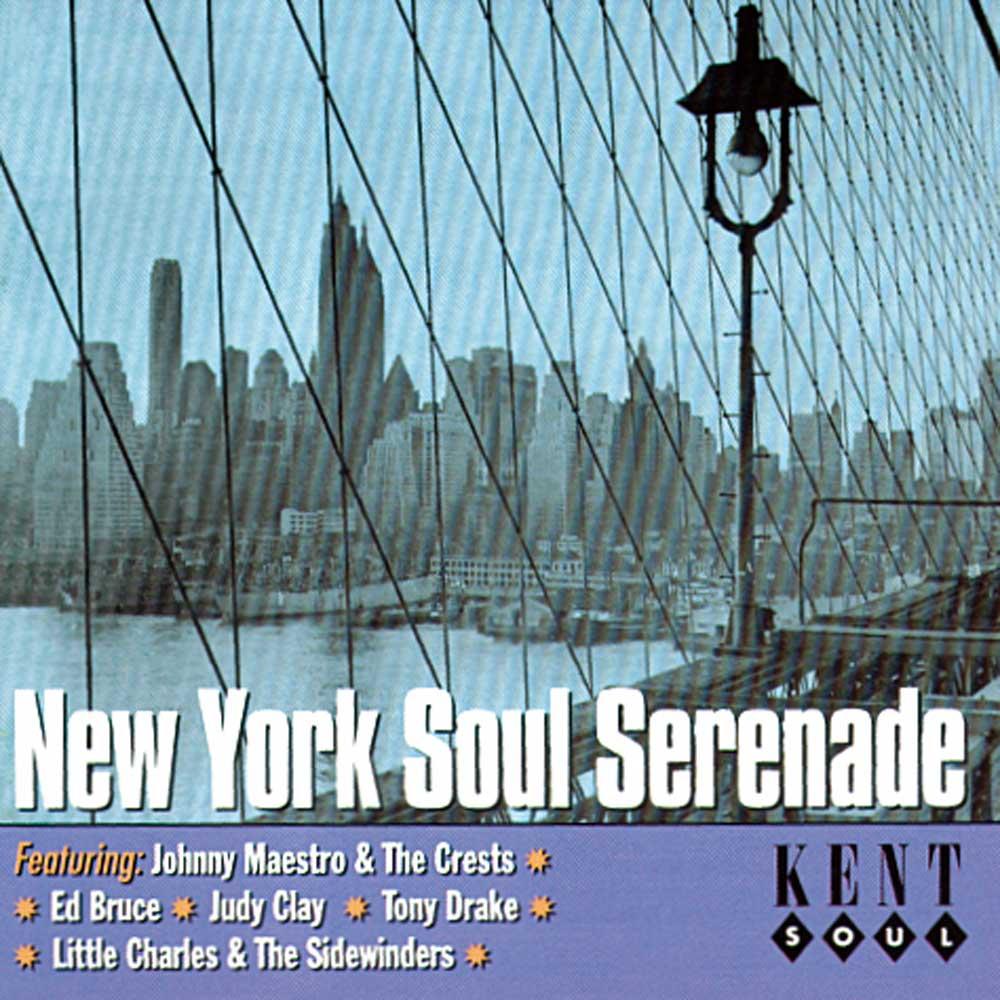 New York Soul Serenade – Various Artists CD (Kent)