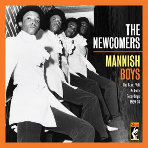 Newcomers - Mannish Boys - The Stax, Volt & Truth Recs 1969-74 CD (Stax)