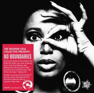 No Boundaries - The Modern Soul Collective Presents - Various Artists CD (Outta Sight)