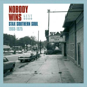 Nobody Wins - Stax Southern Soul 1968-1975 - Various Artists CD (Kent)