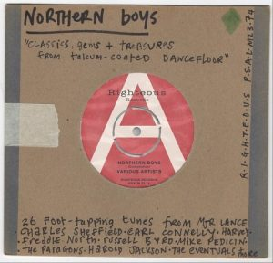 Northern Boys - Various Artists CD (Righteous)