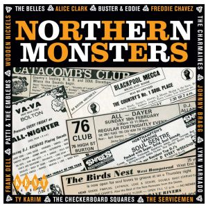Northern Monsters - Various Artists CD (Kent)