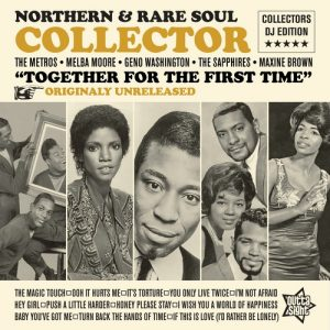 Northern & Rare Soul Collector - Various Artists LP Vinyl (Outta Sight)