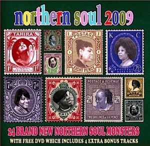 Northern Soul 2009 24 Northern Soul Monsters CD+DVD Set