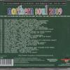 Northern Soul 2009 24 Northern Soul Monsters CD+DVD Set (Back)
