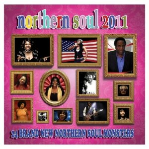 Northern Soul 2011 - 24 Brand Northern Soul Monsters - Various Artists CD (Centre City)