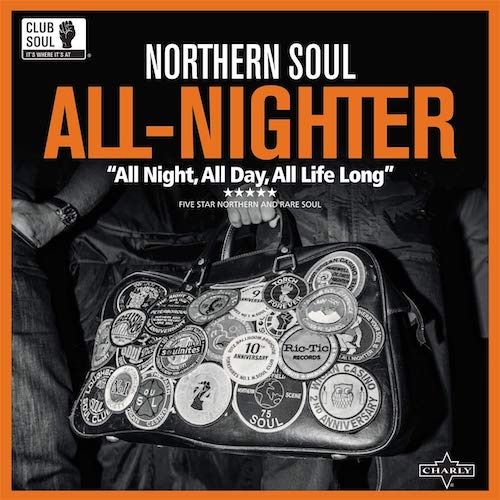 Northern Soul All-Nighter - Various Artists LP (Charly)
