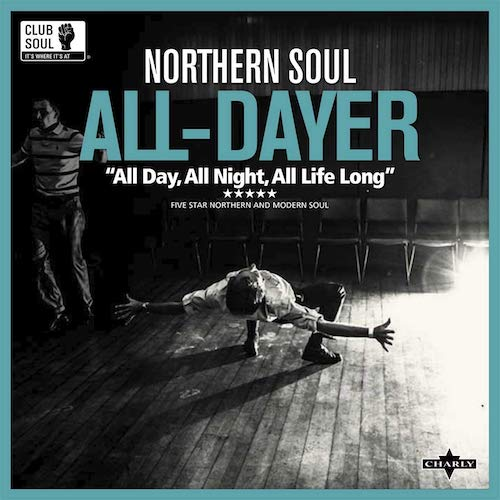 Northern Soul All-Dayer - Various Artists LP (Charly)