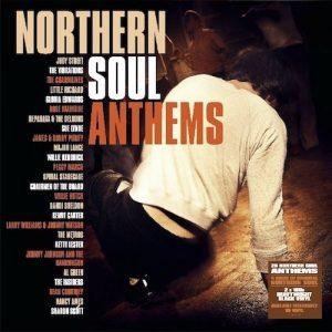 Northern Soul Anthems 180gram Gatefold 2x LP Vinyl